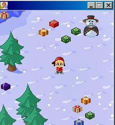 Freeware Weihnachten Mini-Spiel - Christmas Game