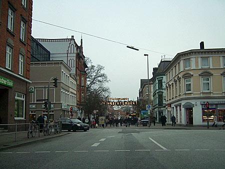 Weihnachtsmarkt Hamburg-Bergedorf