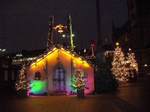 Weihnachten in Hamburg - Weihnachtsmarkt