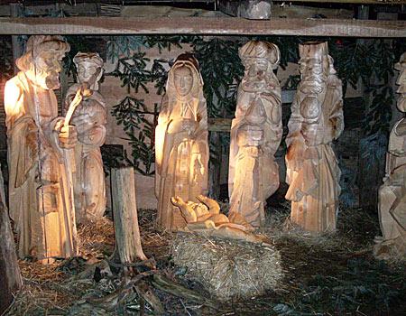 Weihnachten-Geburt-Jesus