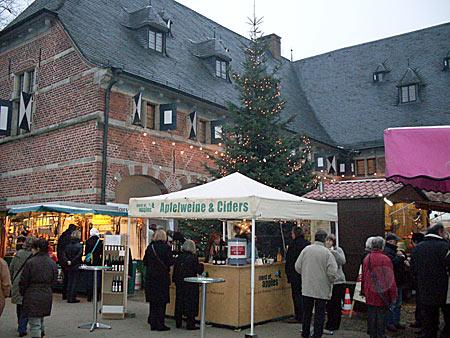 Weihnachtsmarkt-Reinbek