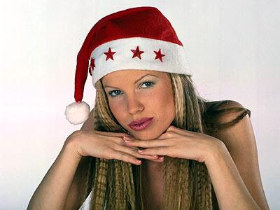 Weihnachtsradio mit Weihnachtsmusik