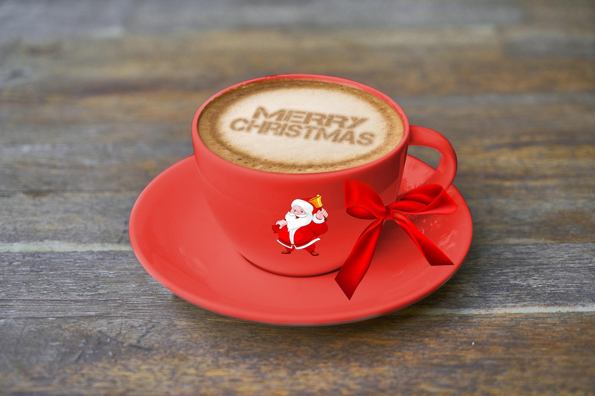 Guten Kaffee kaufen für Weihnachten